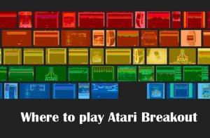 Breakout Games Online